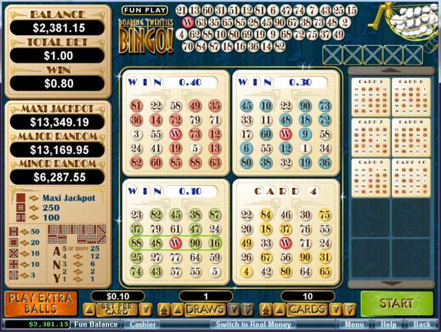 online casino table games bingo kugeln