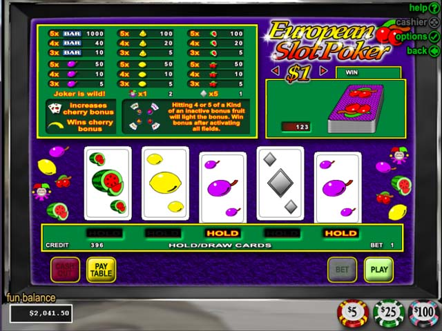 online casino table games  slot